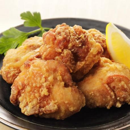 Poulet (cuisse) frit à la japonaise