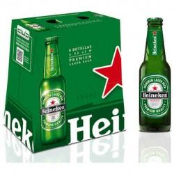 Heineken 6x33cl