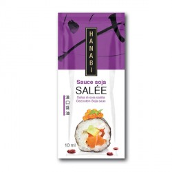 Dosette de Sauce Soja Salée 10 ml