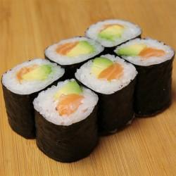 Maki saumon/avocat