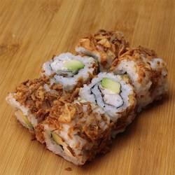 Crispy rolls crevette/mayo/avovat
