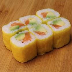 Yellow maki saumon/avocat