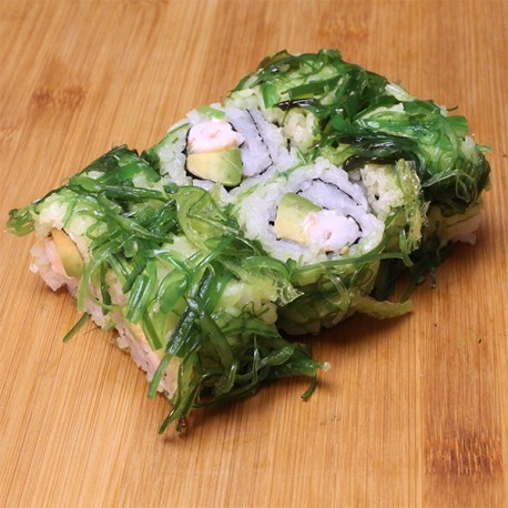 Wakame rolls crevette/mayo/avocat