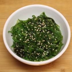 Salade aux algues wakame