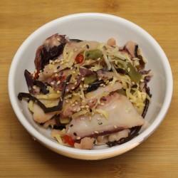 Salade aux poulpes