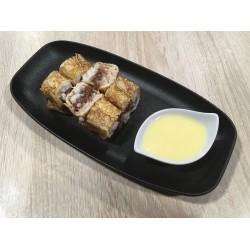 Maki crêpe nutella