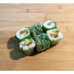 Spring rolls ceviche thon/saumon/avocat