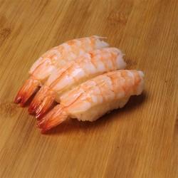 Sushi crevette x 3