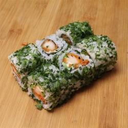 Green rolls poulet pané/mayo/salade
